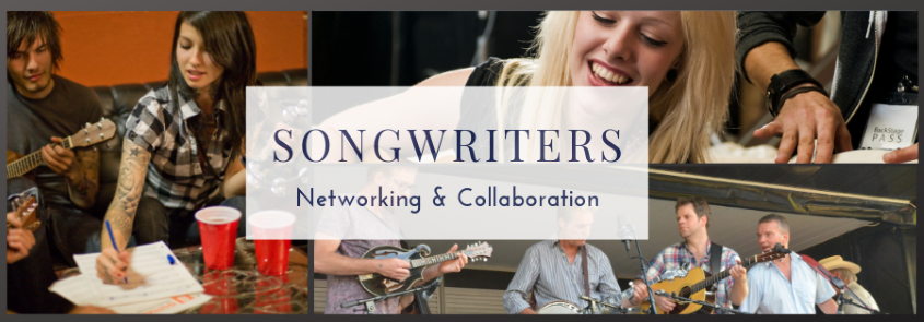 collaboration and networking for songwriters
