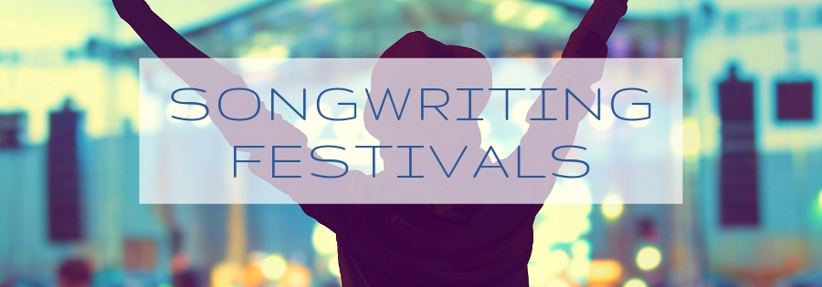 songwriting festivals